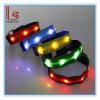 LED-Sport-blinkende Nylonarm-Riemen für Schutz