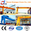 Warehouse와 Port를 위한 두 배 Girder/Beam Semi Gantry Crane