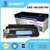 Laser Toner Cartridge de Compatible da cimeira para Canon Crg 106/306/706