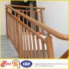 Corrimano rivestito di potenza/galvanizzata ferro saldato della scala Railing/Stair