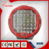 96W Round LED Work Light con Super Bright
