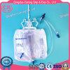 尿のメートルが付いている使い捨て可能で贅沢な尿の排水袋
