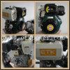 Motor diesel refrigerado del uso casero (14HP)