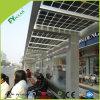 El mejor panel solar transparente de BIPV