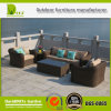 OpenluchtMeubilair van de Rotan van de Bank van de Tuin van de luxe het Sectionele Rieten