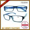 Óculos de leitura dobrados magros com Templo Longo Fr4099