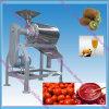 De beste Verkopende Dubbele Machine van de Pulp van het Fruit van het Kanaal