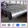 オイルガスのためのQ195 Q235 Q345の螺線形の溶接された鋼管