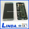 LCDとSamsungギャラクシーS6端のための元のタッチ画面LCD