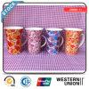 Tazze lustrate di ceramica