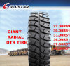 weg von The Road Tyre, Industrial Tyre 36.00r51, 37.00r57, 40.00r57