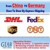 De China a Alemania de Federal Express