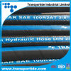 Hydraulischer Schlauch-Hoher Druck-Gummiflechten-Schlauch R2