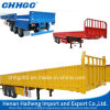 Side Wall Type Bulk Cargo Semi Trailers for Long Distance Transportation
