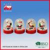 Горячий продавая глобус Дед Мороз снежка рождества смолаы изготовленный на заказ внутрь