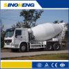 Misturador concreto 8-15cbm do caminhão do cimento de HOWO 6X4