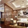 Отрезанный лазером декоративный рассекатель комнаты нержавеющей стали