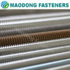 Maodong Fasteners M36-4.0 x 1000mm DIN 975 Gi Threaded Rod