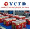 Автоматическая машина застенчивый оборачивать кожи пленки PE упаковывая (YCTD)