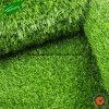 Herbe artificielle ou gazon d'hôtel décoratif