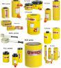 Cylindres hydrauliques de toutes tailles pour la sélection