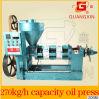 Máquina Bajo-Accionada de la prensa de aceite 11kw para la fabricación del aceite de cacahuete