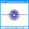 Абразивный диск чашки диаманта Китая, колеса чашки диаманта