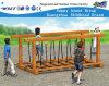 Equipamento ao ar livre Hf-17403 da aptidão da ponte de madeira de equipamento de treinamento da ginástica