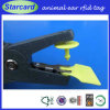 Ear animal RFID Tag para Cow