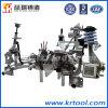 ODM-hohes Vakuum Druckguß für Aluminiumselbstersatzteile