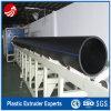 Riga di plastica della macchina dell'espulsore dell'espulsione del tubo del tubo del PE dell'HDPE