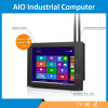 Windows 7 /Windows 8/linux 3G con 10.4  PC industriales del panel de Aio