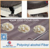 6mm Crack Resistant High Tenacity PVA Fiber per Cement