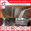 Plaque 1060 H12 gravée en relief par aluminium