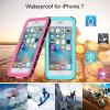 점--iPhone 7plus를 위한 최신 판매 방수 셀룰라 전화 상자
