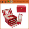 Jewelry Collection를 위한 PU Leather Jewelry Box,