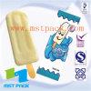 Sac de empaquetage de crème glacée glacée
