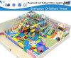 Campo de jogos interno com equipamento plástico da corrediça (HC-22318)