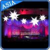 Estrela inflável da iluminação/estrela clara inflável estágio decorativo