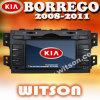 KIA Borrego (W2-D9510K)를 위한 Witson 차 DVD