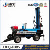 Sale (DFQ-100W)를 위한 사용된 Borehole Drilling Machine