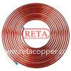 50 pies de la refrigeración del cobre de tubo del cobre para refrescarse