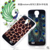 iPhone 4S 5s 6을%s 한국 Style Leopard Pattern Motomo Case