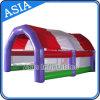 Cer-anerkanntes Zelt aufblasbarer Paintball Arena-Bereich mit Belüftung-Plane für Verkauf