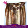 Hair ExtensionのRemy Hair Fashion Mixed Color P27/613# Clip