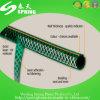 Tubulação flexível reforçada trançada PVC colorida do jardim da melhor qualidade