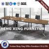 나무로 되는 가구, 금속 다리 회의 테이블, 사무실 테이블 Hx-Mt5041