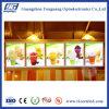 최신: 메뉴 대중음식점 발광 다이오드 표시 널; LED 가벼운 상자