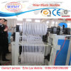 La bordure foncée de PVC dépouille la chaîne de production