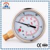 Kundenspezifisches Edelstahl-Öl - gefülltes mechanisches Kraftstoffdruck-Anzeigeinstrument
